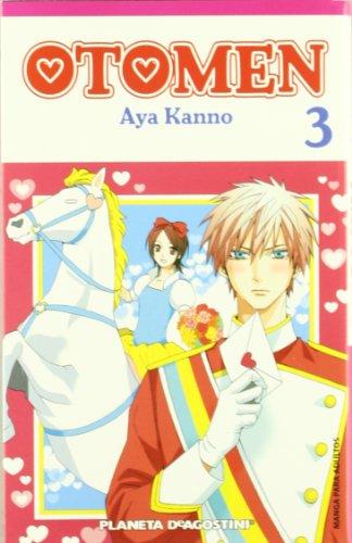 Otomen nº 03 par Aya Kanno