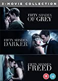Picture Of Fifty Shades: 3-Movie Boxset [DVD] [2018]