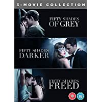 Fifty Shades: 3-Movie Boxset