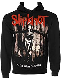 Slipknot Gray Chapter Pull A Capuche (Noir)