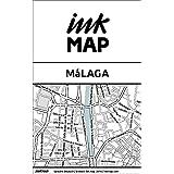 Inkmap Málaga - Karten für eReader, Sehenswürdigkeiten, Kultur, Ausgehen (German)