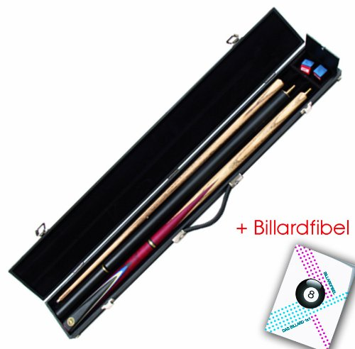 Preisvergleich Produktbild Buffalo Snooker Queue Set mit Koffer