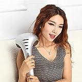 Massage Stick Hals Elektrische Handheld Halswirbel Zurück Taille Körper Klopfen Hammer Multifunktionsmassage Instrument