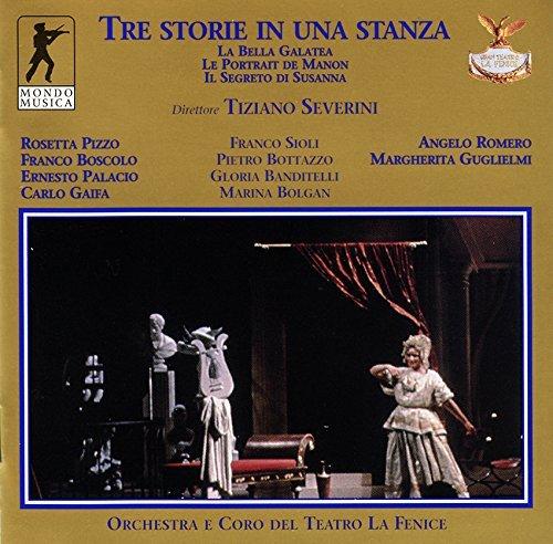 Bella Suppe (Suppe: La Bella Galatea / Massenet: Le portrait de Manon / Wolf-Ferrari: Il segreto di Susanna (2003-06-02))