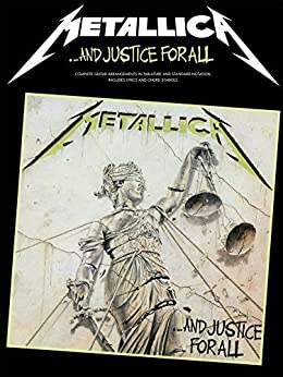 Metallica: And Justice For All (Guitar TAB) par [Wise Publications,]