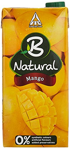 B Natural Juice - Mango,1 L Carton
