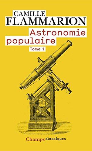 Livres Astronomie populaire - Tome 1 epub, pdf