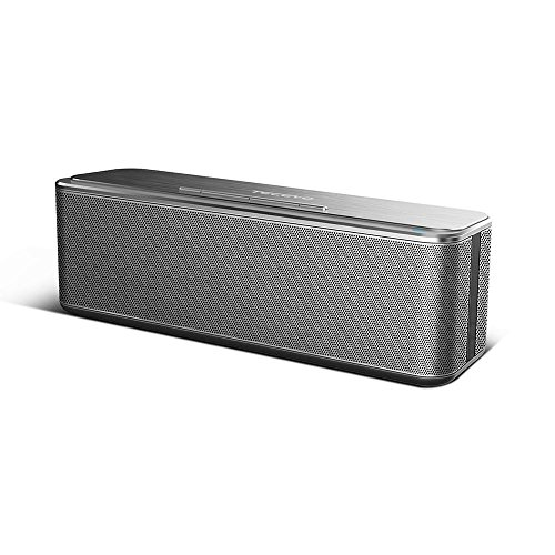 Portable Wireless Tv (TECEVO A20 Premium Portable Stereo Bluetooth 4.0 Lautsprecher Speaker 20W Audio Output from Dual 10W Drivers Enhanced Power Bass and High Volume Built-in Mic for Handsfree Call Ideal For iPhone, iPad, Samsung Galaxy, HTC, Sony, Android Smart Phones)
