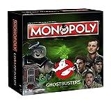 yvolve Monopoly - Ghostbusters - Deutsch - 6 Sammler Spielfiguren | Gesellschaftsspiel | Brettspiel
