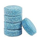 FOONEE Multifunktionale Sprudelnden Spray Reiniger, Allzweck Super Konzentriert Waschen Brausetabletten für Home Küche, 5 Stücke