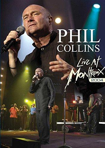 Phil Collins - Live at Montreux 2004 [2 DVDs]
