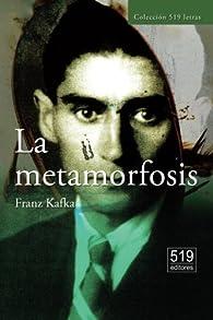 La metamorfosis par  Franz Kafka