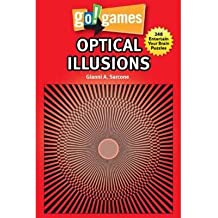 By Sarcone, Gianni [ [ Go!games Optical Illusions ] ] Apr-2014[ Paperback ]