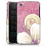 DeinDesign Apple iPhone 3Gs Coque Étui Housse Fleurs fantastiques
