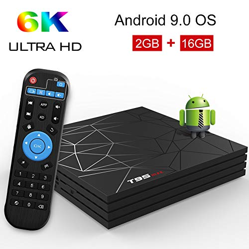 T95z MAX 7.1 Android TV Box