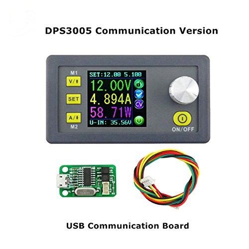 Ladicha Ruideng Dps3005 32V 5A Comunicación Función Voltaje Constante Actual Paso Abajo...