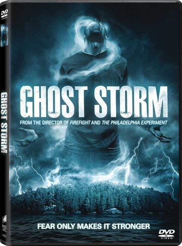 Ghost Storm by Crystal Allen