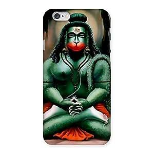Gorgeous Jai Hanuman Multicolor Back Case Cover for iPhone 6 6S