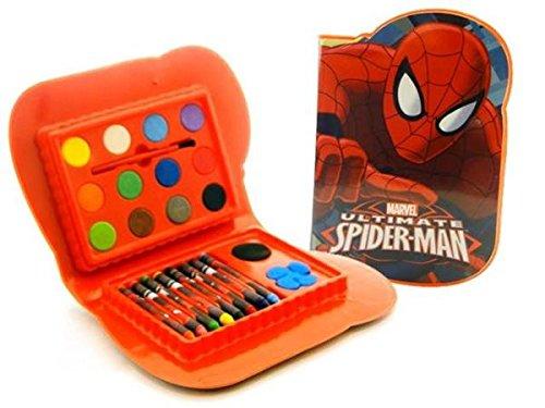 Spiderman PLUMIER PequeÑ 25 PZS