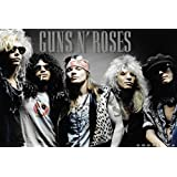 Love st -BAND Guns N Roses - Poster for Home and Office