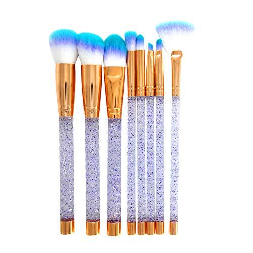 Solike Make Up Pinsel Set, 8 STÜCKE Bilden Grundlage Augenbrauen Eyeliner erröten Kosmetik...