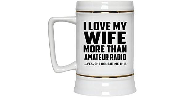 My wife loves black amateur