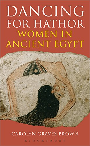 Descargar Dancing for Hathor: Women in Ancient Egypt Epub Gratis