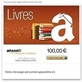 Chèque-cadeau Amazon.fr - E-mail - Livres d'occasion  Livré partout en Belgique