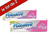 Fixodent - Fixodent Pro - Soin Confort - Tube de 70,5 grammes - Lot de 2 tubes