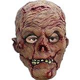 Unbekannt Aptafêtes–mahal627Verletzungen Zombie Maske aus Latex für Erwachsene–One Size