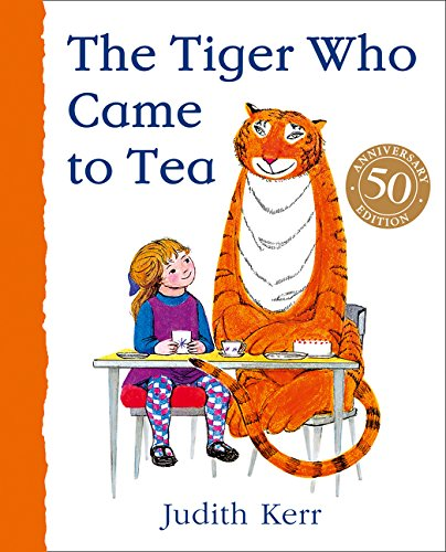 The Tiger Who Came to Tea -