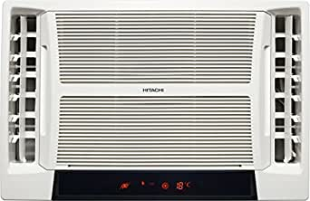 Hitachi 1.5 Ton 5 Star Window AC (RAT518HUD Summer TM, White)