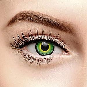 Chromaview Lentillas de Color Verde