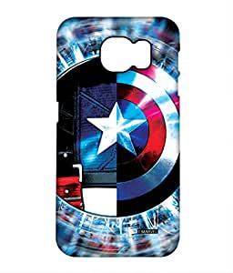 Captains Essentials Phone Cover for Samsung S7 by Block Print Company