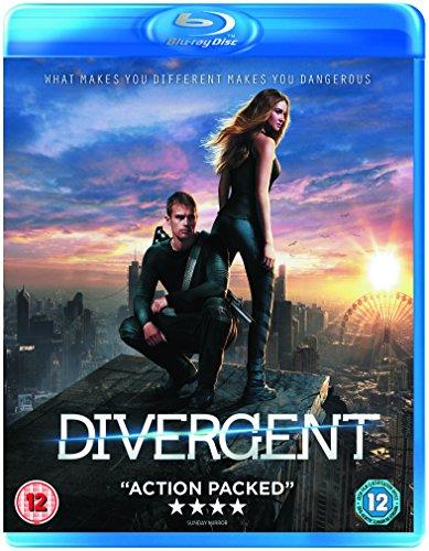 Preisvergleich Produktbild Divergent [Blu-ray] [2014] [UK Import]