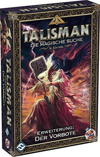Heidelberger HE823 Talisman: Vorbote Erweiterung, Spiel
