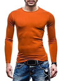 BOLF - T-shirt à manches longues - GLO STORY 5549 – Homme