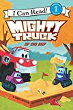 Mighty Truck: Zip and Beep (I Can Read Level 1) (English Edition)