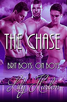The Chase: Brit Boys: On Boys by [Harlem, Lily]