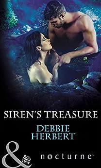 Siren's Treasure (Mills & Boon Nocturne) by [Herbert, Debbie]