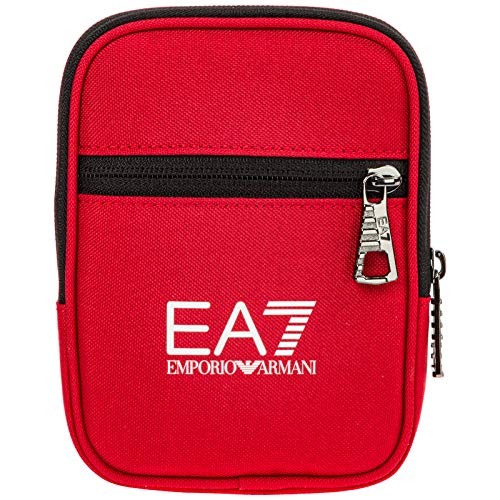 Emporio Armani EA7 hombre bolsos bandolera tango red