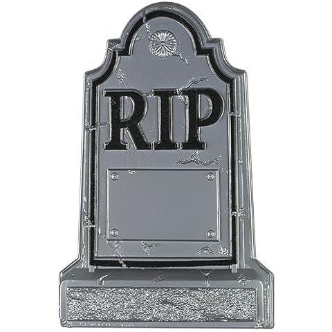 Beistle 01041 Plastic Tombstone, 21