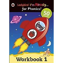 Workbook 1: Ladybird I'm Ready for Phonics (Im Ready for Phonics Level 01)