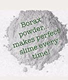 Enlarge toy image: Borax Powder, Slime Activator  85 Grams, Make Your Own Slime, Perfect Slime Every Time - infant and baby development