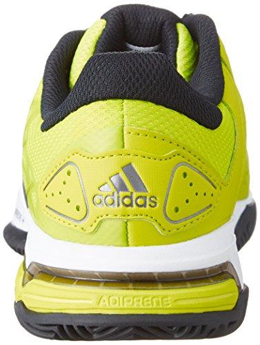 Scarpe Da Tennis Adidas Uomo Barricata Club Giallo (semi Solare Calce S16 / Notte Con F13 / Core Nero)