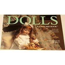 Dolls: A Postcard Book