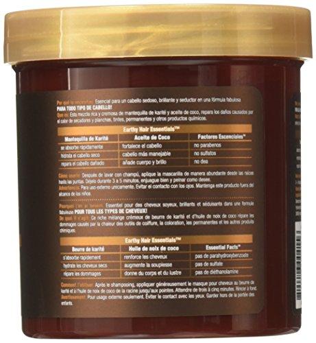 Every Strand Shea & Coconut Oil Deep Hair Masque 15 oz. Jar