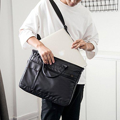 New Business Leisure Fashion Easy Versatile Uomo Donna Borsa A Tracolla Borsa A Tracolla Ventiquattrore Borsa A Tracolla 06