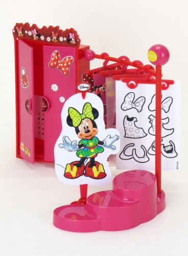 Imagen principal de Disney 27287 - Fashion Studio Minnie (Smoby)