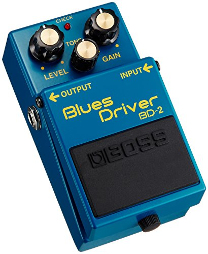 PEDAL EFECTO BLUES DRIVER BOSS BD-2